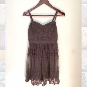 American Eagle Lace Eyelet dress